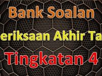 Soalan Peperiksaan Pertengahan Tahun Kesusasteraan Melayu Tingkatan 5 Bermanfaat Bank soalan Peperiksaan Akhir Tahun Tingkatan 4 Gurubesar My