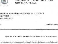 Soalan Peperiksaan Pertengahan Tahun Kesusasteraan Melayu Tingkatan 5 Penting Laman Bahasa Melayu Spm Kertas Peperiksaan Pertengahan Tahun Bahasa