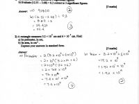 Soalan Peperiksaan Pertengahan Tahun Matematik Tingkatan 1 Hebat 4 Aktif 2010 5 Aktif 2011 Skema Jawapan Kertas Matematik 2