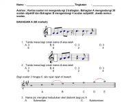 Soalan Peperiksaan Pertengahan Tahun Matematik Tingkatan 1 Terbaik Dapatkan Peperiksaan Pertengahan Tahun Pendidikan Muzik Tingkatan 1