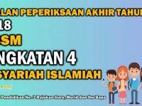 Soalan Peperiksaan Pertengahan Tahun Pendidikan Syariah islamiah Tingkatan 4 Menarik soalan Peperiksaan Akhir Tahun 2018 Kbsm Tingkatan 4 Pendidikan