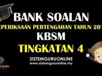 Soalan Peperiksaan Pertengahan Tahun Sains Tingkatan 4 Power Bank soalan Peperiksaan Pertengahan Tahun 2018 Kbsm Tingkatan 4