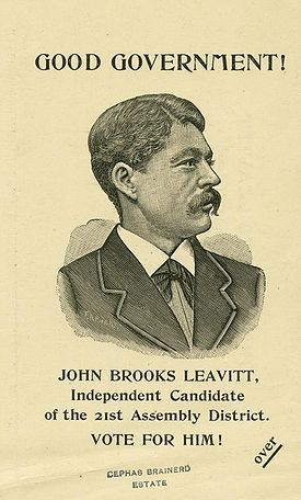 Campaign Poster Power John Brooks Leavitt Wikipedia