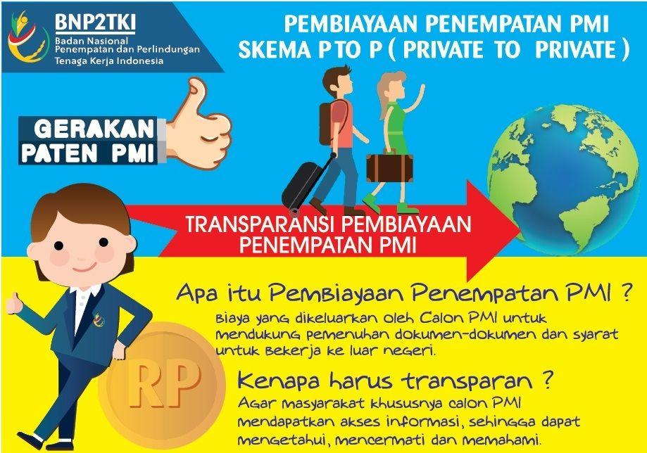 Contoh Poster Kesehatan Berguna Bnp2tki Tenaga Kerja Di Luar Negeri Adalah Pahlawan Devisa