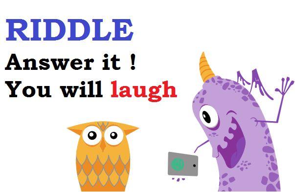 riddle bahasa inggris untuk belajar dan gembira