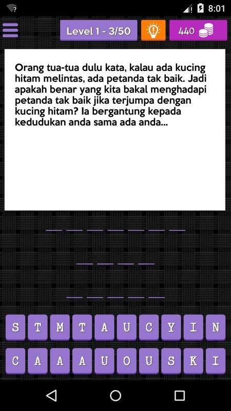 teka teki malaysia poster teka teki malaysia apk screenshot