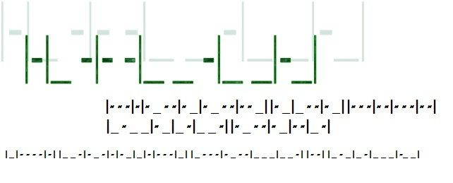 clue dari teka teki ini adalah kode dan sandi international
