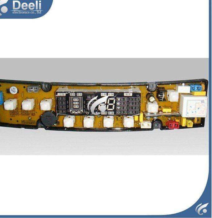 98 baru asli kerja yang baik untuk power mesin cuci papan xqb65 5658fs xqb65 5658 fs papan utama dijual