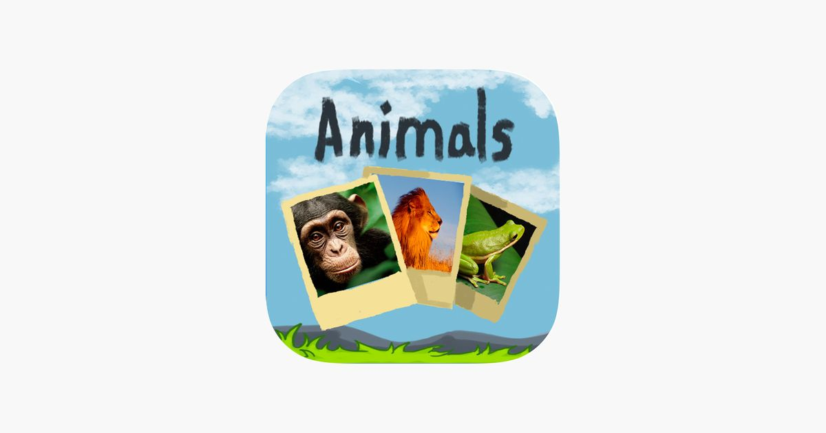 teka teki dengan haiwan bunyi permainan pendidika di app store