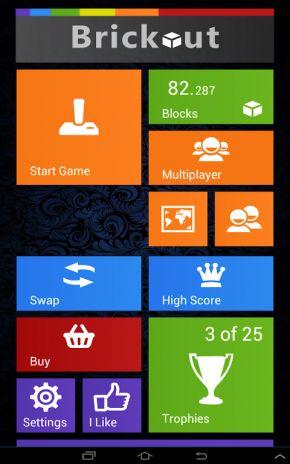 screenshot brickout teka teki petualangan 13