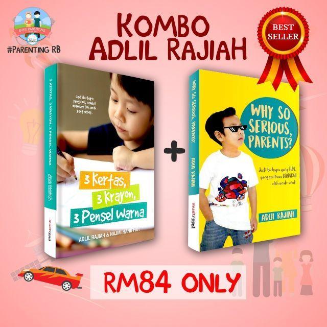 Kertas Mewarna Nombor Terhebat Buku Parenting Kombo Adlil Rajiah 3 Kertas 3 Krayon why so