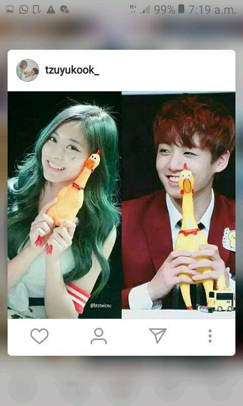 bts cinta jungkook romantic twice tzuyu