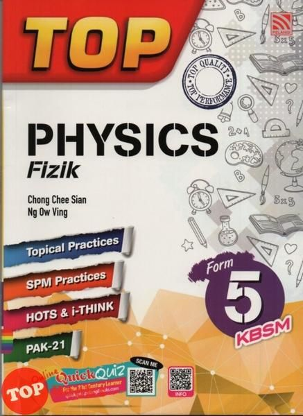 product image top physics fizik form 5 kbsm