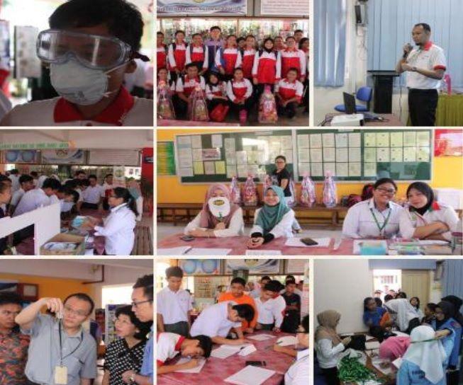 Kuiz Kimia Kebangsaan 2018 Penting Csr Jabatan Kimia Cawangan Sibu Di Smk Sibu Jaya Sarawak Jabatan