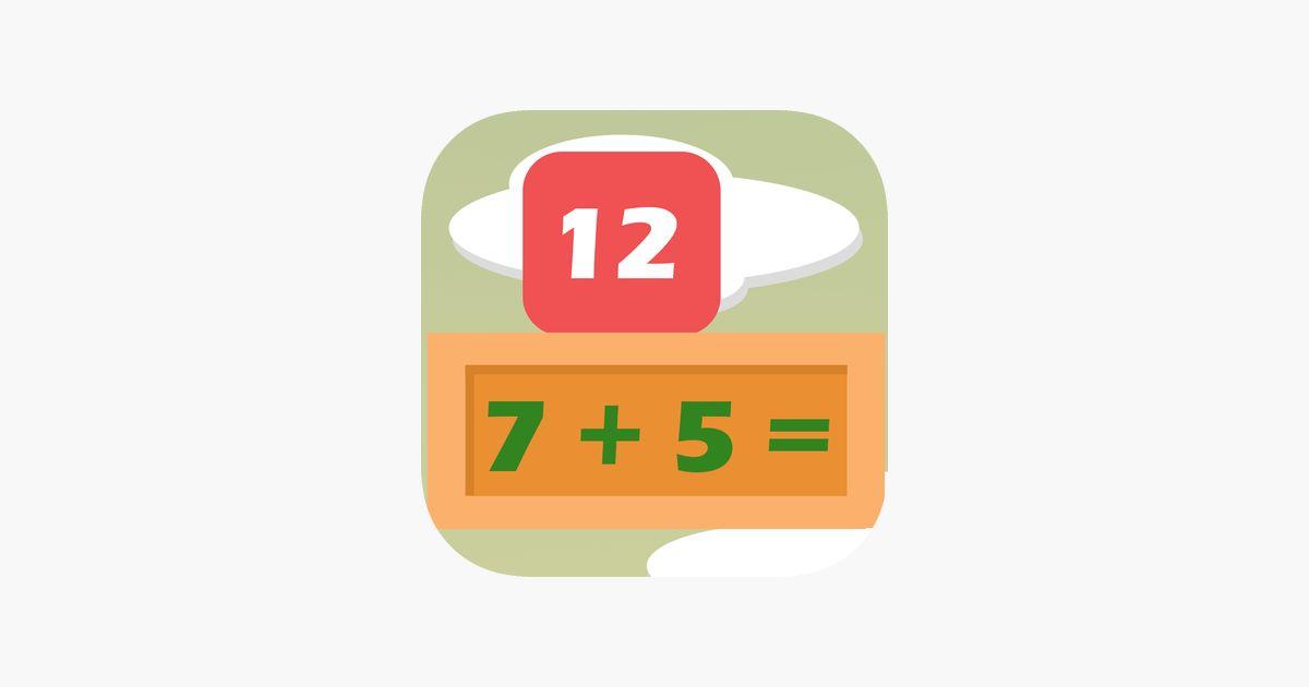 Kuiz Matematik Terbaik Kotak Matematik Penambahan Dan Penolakan Di App Store