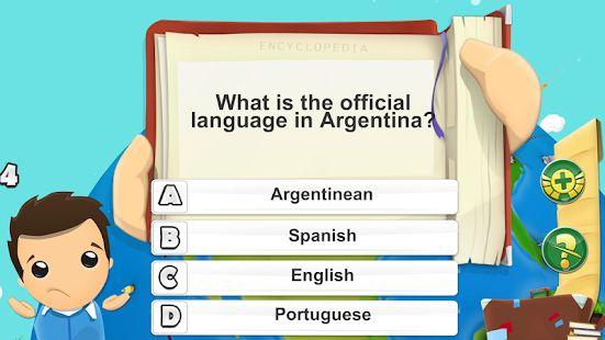 Kuiz Pengetahuan Am Dunia Bernilai Geografi Kuiz Permainan 3d Apl Di Google Play