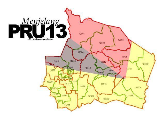 pilihan raya umum ke13 senarai calon parlimen dan dewan undangan negeri negeri sembilan