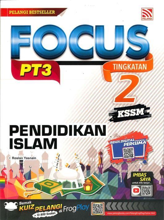 focus pt3 pendidikan islam tingkatan 2