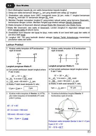 latihan geografi tingkatan 2 power sample modul geo t4 by buku geografi issuu