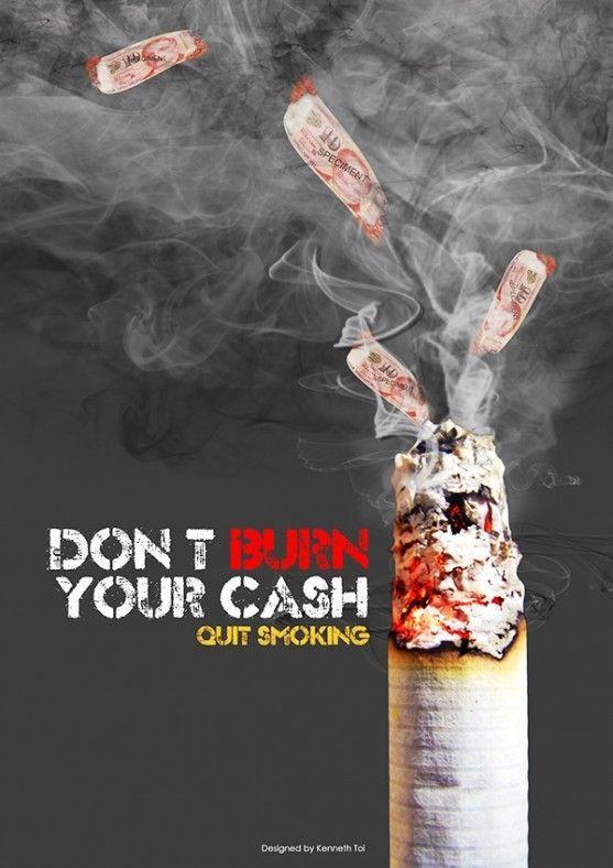 33 contoh poster kesehatan tentang anti rokok no smoking anti smoking poster by kenneth toi