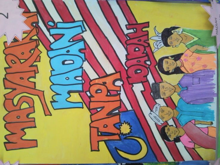 pertandingan melukis poster anti dadah 2010