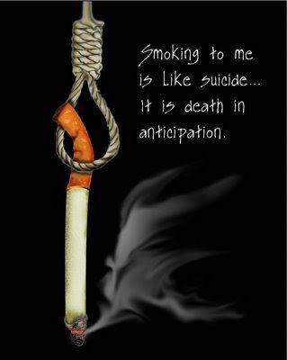 poster dilarang merokok