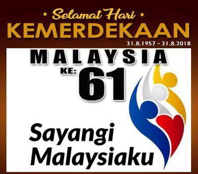 Poster Kemerdekaan Malaysia Bernilai Portal Kerajaan Negeri Selangor Darul Ehsan