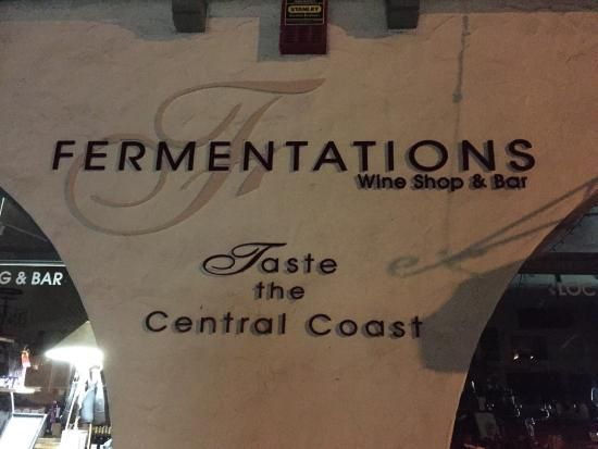 Poster My Wall Baik Fermentations Wine Tasting Cambria 2018 All You Need to Know