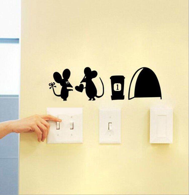 10 28 cm toilet sticker beralih laptop sticker decals poster furniture bayi stiker dinding dekorasi rumah ruang tamu dekorasi