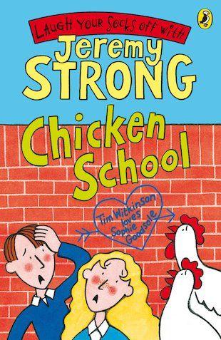 Poster Uks Bermanfaat Chicken School Scholastic Kids Club