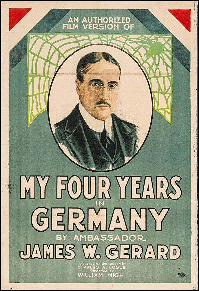 my four years in germany 281918 29 poster jpg