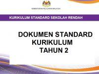 Rpt Bahasa Arab Tahun 2 Bermanfaat Dokumen Standard Kurikulum Dsk Tahun 2 Kssr Sumber Pendidikan