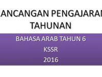 Rpt Bahasa Arab Tahun 2 Terhebat Rpt Bahasa Arab Tahun 6 Kssr 2016 Pendidik2u