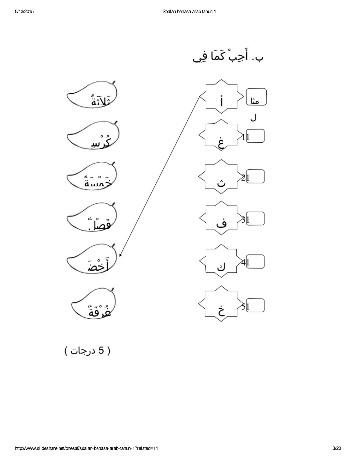 Rpt Bahasa Arab Tingkatan 1 Baik Jom Download soalan Peperiksaan Akhir Tahun Bahasa Arab Tingkatan 1 Of Muat Turun Rpt Bahasa Arab Tingkatan 1 Yang Terhebat Khas Untuk Ibubapa Cetakkan!