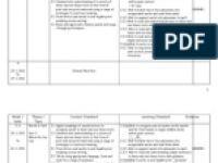 Rpt Bahasa Inggeris Tahun 1 Bernilai Rancangan Tahunan B Inggeris Tahun 2 Kssr Yearly Scheme Of Work