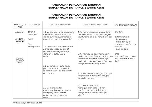 Rpt Bahasa Melayu Tahun 5 Bernilai Rpt Bm Kssr Thn3 2015 Of Dapatkan Rpt Bahasa Melayu Tahun 5 Yang Power Khas Untuk Murid Download!