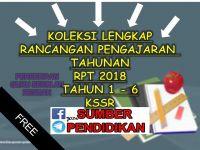 Rpt Bahasa Melayu Tahun 6 Penting Koleksi Rpt Tahun 6 2018 Sumber Pendidikan