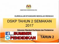Rpt Bahasa Melayu Tahun 6 Terbaik Dskp Bahasa Melayu Tahun 2 Sk Kssr Semakan 2017 Sumber Pendidikan