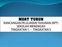 Rpt Bahasa Melayu Tingkatan 2 Bernilai Rancangan Pelajaran Tahunan Rpt Sekolah Menengah Tingkatan 1 5