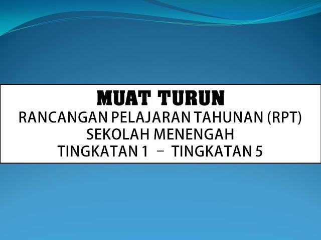 Rpt Bahasa Melayu Tingkatan 2 Bernilai Rancangan Pelajaran Tahunan Rpt Sekolah Menengah Tingkatan 1 5 Of Jom Dapatkan Rpt Bahasa Melayu Tingkatan 2 Yang Bermanfaat Khas Untuk Guru-guru Download!