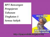 Rpt Fizik Tingkatan 5 Terhebat Rpt Rancangan Pengajaran Tahunan Tingkatan 5 Semua Subjek Jabatan