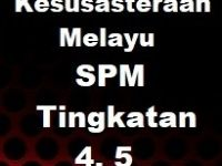 Rpt Kesusasteraan Melayu Tingkatan 5 Terbaik Himpunan Rpt Kesusasteraan Melayu Tingkatan 5 Yang Berguna Khas