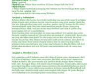 Rpt Pendidikan Al Quran Dan as Sunnah Tingkatan 5 Berguna Contoh Rph Al Quran