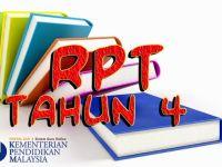 Rpt Pendidikan islam Tahun 4 Terbaik Rpt Tahun 4 Kssr Semua Subjek