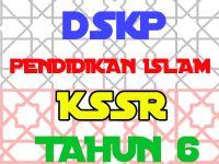 Rpt Pendidikan islam Tahun 6 Hebat Dskp Pendidikan islam Tahun 6 Kssr Unit Pendidikan islam Ppd Kota