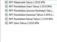 Rpt Pendidikan islam Tahun 6 Menarik Koleksi Rpt 2018 Tahun 1 Hingga Tahun 6 Kssr Sumber Pendidikan