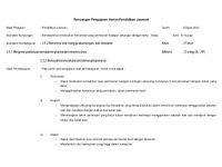 Rpt Pendidikan Jasmani Dan Kesihatan Tingkatan 2 Terhebat Rancangan Pengajaran Harian Pendidikan Jasmani 2