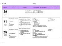 Rpt Pendidikan Jasmani Tahun 6 Berguna Rancangan Tahunan Pendidikan Jasmani Dan Kesihatan Tahun 6 2015