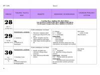 Rpt Pendidikan Jasmani Tahun 6 Penting Rpt Pjpk Tahun 6 2014