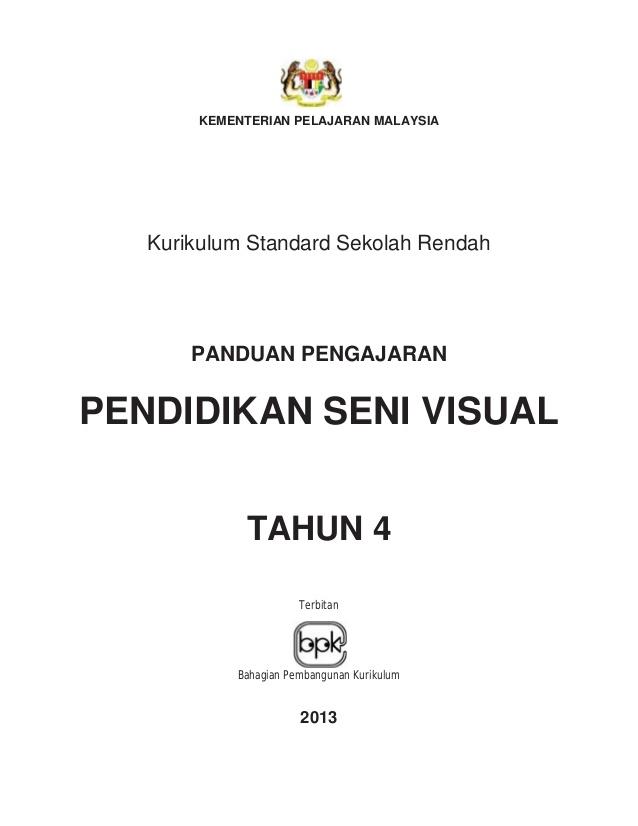 Rpt Pendidikan Seni Visual Tahun 4 Baik Panduan Pengajaran Pendidikan Seni Visual Tahun 4 Kssr Of Dapatkan Rpt Pendidikan Seni Visual Tahun 4 Yang Terhebat Khas Untuk Guru-guru Muat Turun!